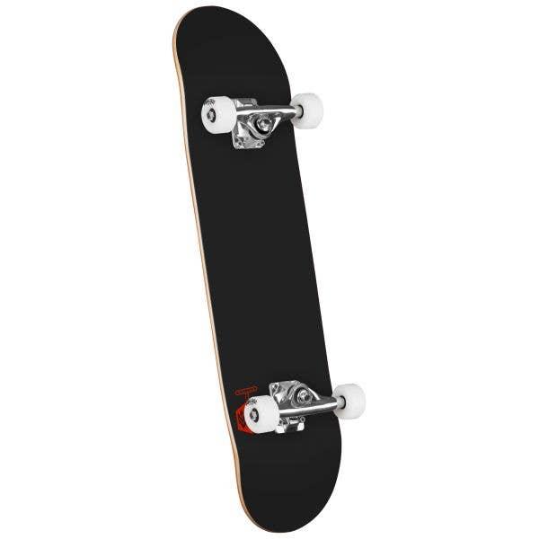 Mini Logo Chevron Detonator Birch #191 Complete Skateboard - Solid  Black 7.5''