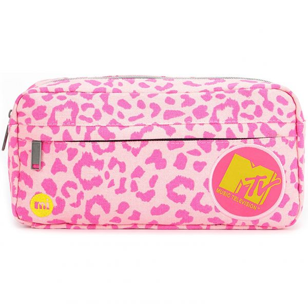 Mi-Pac MTV Street Pac Messenger Bag - Spray-Skin