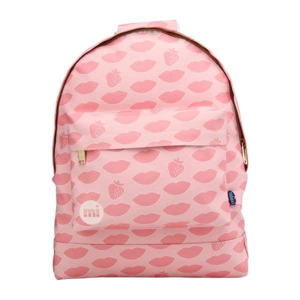 Mi-Pac x Lypsyl Backpack - Alpine Strawberry