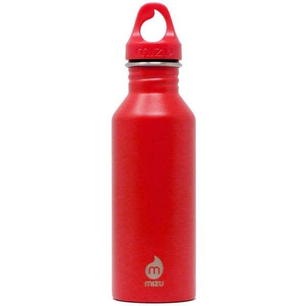 Mizu M5 Water Bottle - Red