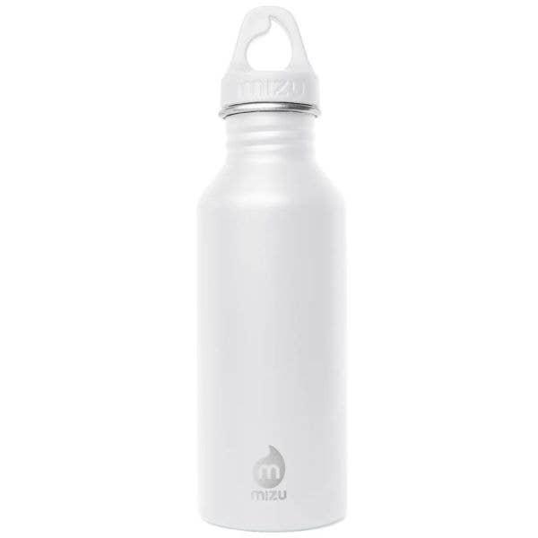 Mizu M5 Water Bottle - White