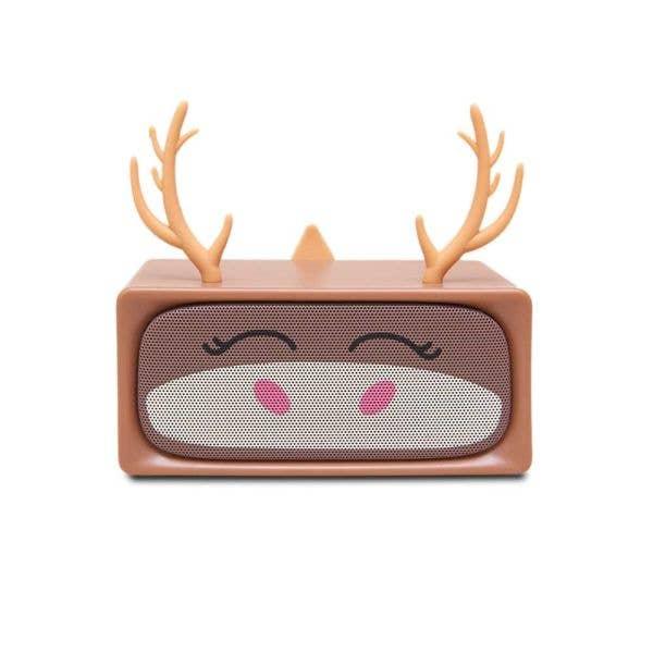 Mobility on Board Adorable Speakers - Deer