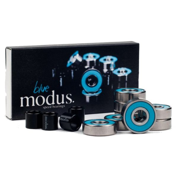 Modus Blue Skateboard Bearings