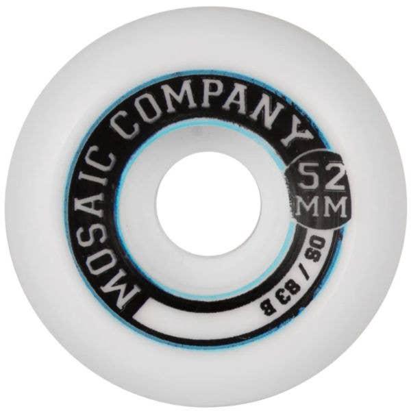 Mosaic College Skateboard Wheels - 52mm