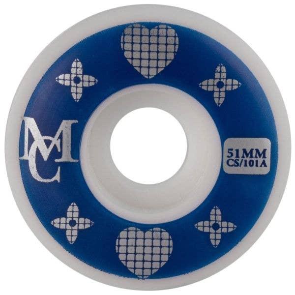 Mosaic MC Skateboard Wheels - 51mm