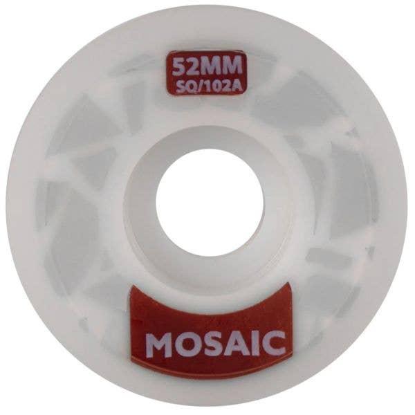 Mosaic SQ OG Skateboard Wheels - 52mm