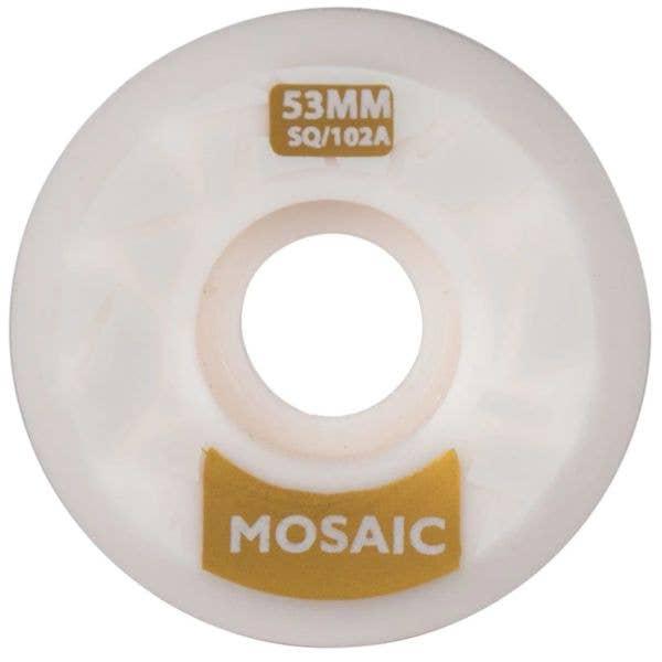Mosaic SQ OG Skateboard Wheels - 53mm