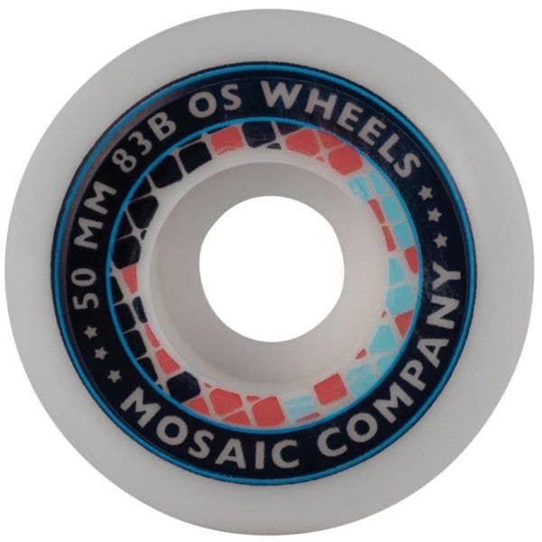 Mosaic Stars Skateboard Wheels - 50mm
