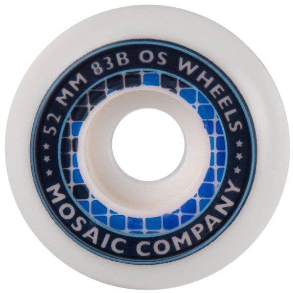 Mosaic Stars Skateboard Wheels - 52mm