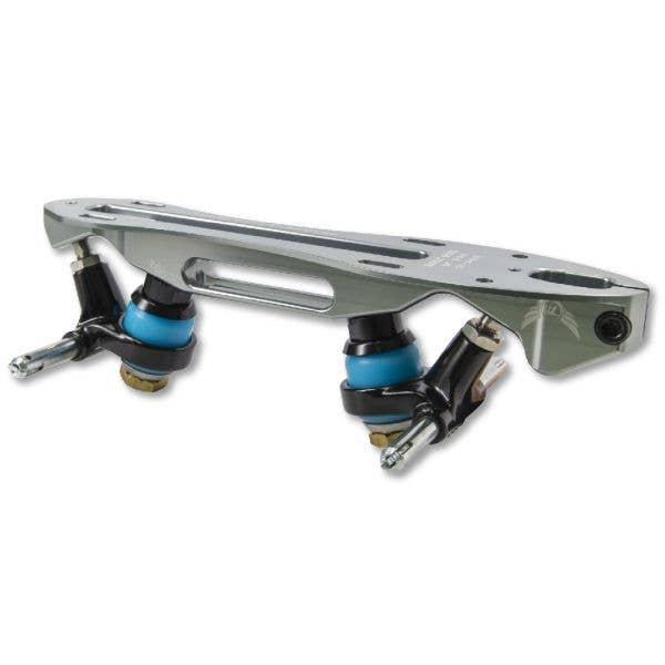 Mota Skates Boss Quad Skate Plate-Clip Axle Size 6