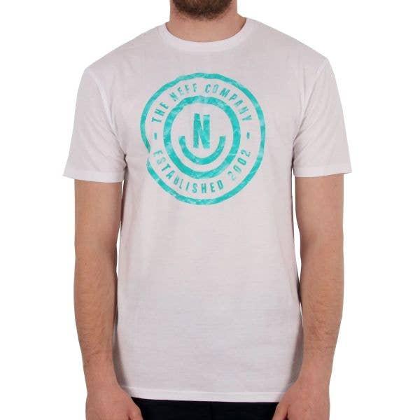 Neff Insignia T Shirt - White
