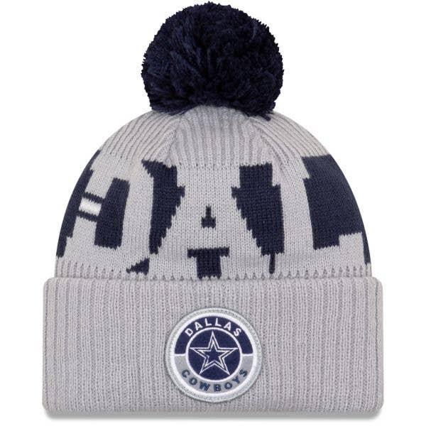 New Era Dallas Cowboys NFL Cold Weather Sport Knit Beanie - Original Team Colours