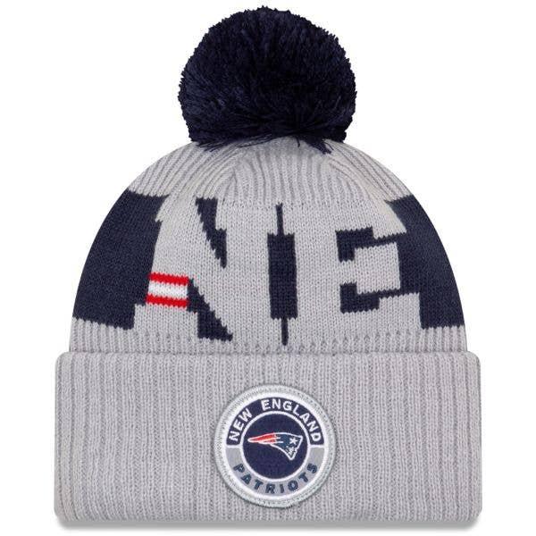 New Era New England Patriots NFL Cold Weather Sport Knit Beanie - Original Team Colours