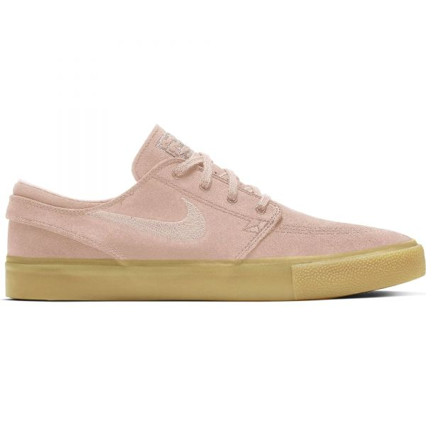 Nike SB Zoom Janoski RM Skate Shoes - Orange Pearl/Orange Pearl-Orange Pearl