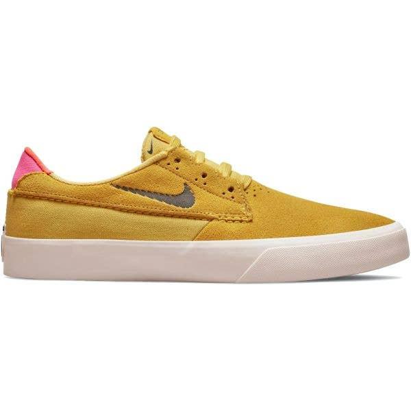 Nike SB Shane T Skate Shoes - Pollen/Black-Pink Blast