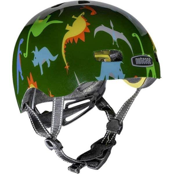 Nutcase Baby Nutty MIPS Helmet - Dino Mite Gloss - One Size