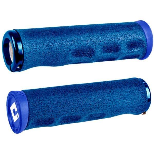 ODI Dread Lock MTB Grips 130mm - Blue
