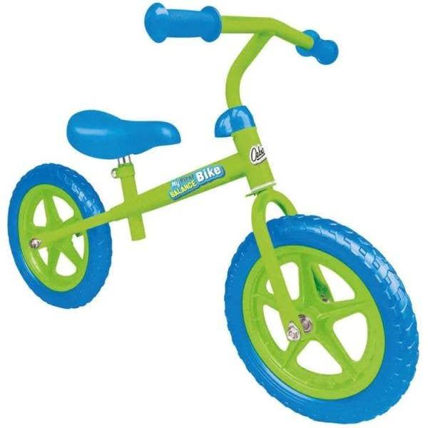 Ozbozz My First Balance Bike - Green/Blue