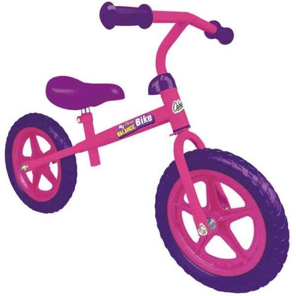 Ozbozz My First Balance Bike - Pink/Purple