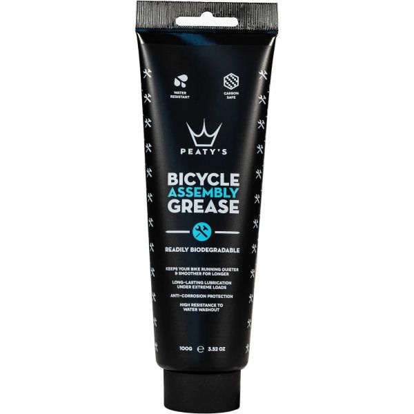 Peatys Bicycle Assembly Grease 100g Bike Cleaner