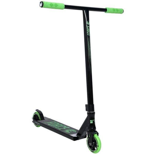 Phoenix Pro Force Stunt Scooter - Black/Neon Green