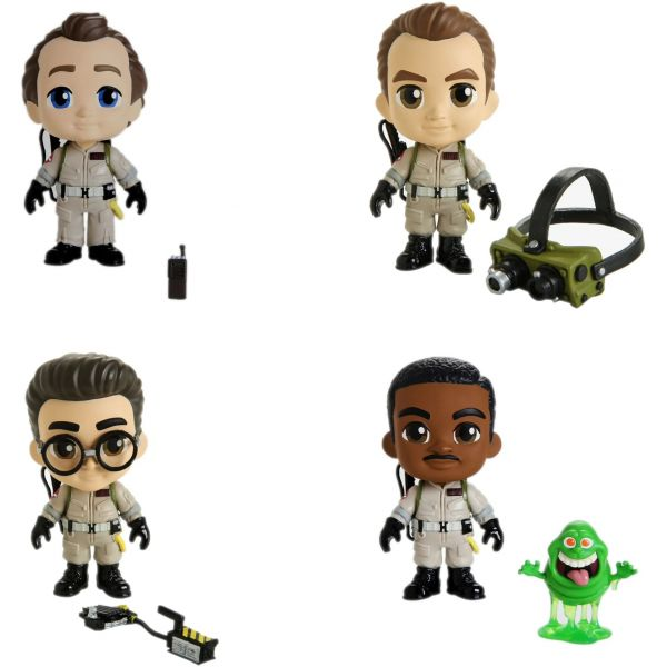 Funko: 5 Star Ghostbusters - Complete Set