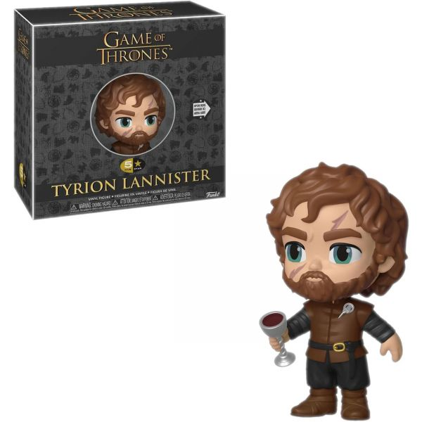 5 Star - Game Of Thrones S10 - Tyrion Lannister