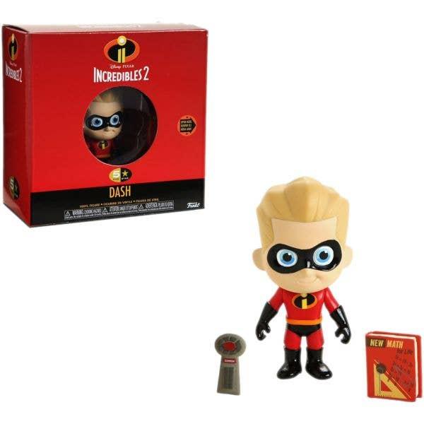 5 Star: Incredibles 2 - Dash