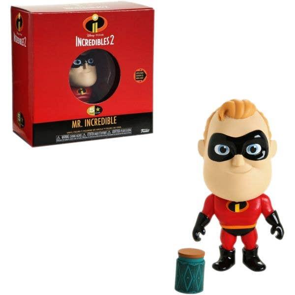 5 Star: Incredibles 2 - Mr. Incredible