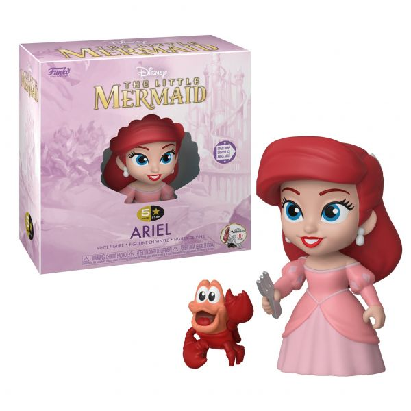 5 Star - Little Mermaid - Ariel Princess