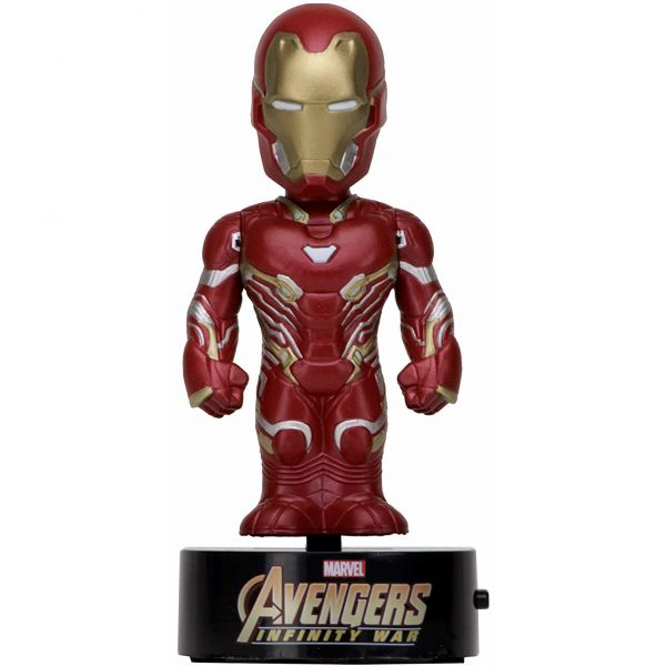Avengers Infinity Body Knockers - Iron Man