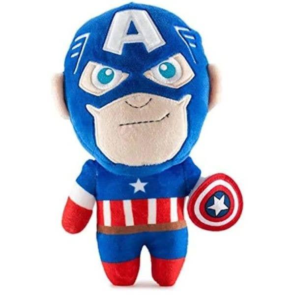 Marvel - Captain America Phunny Plush