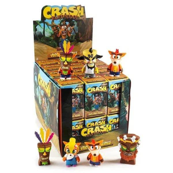 Crash Bandicoot Mini Series