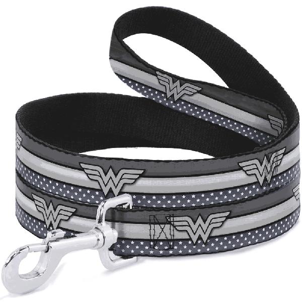 Dog Leash - Wonder Woman Logo