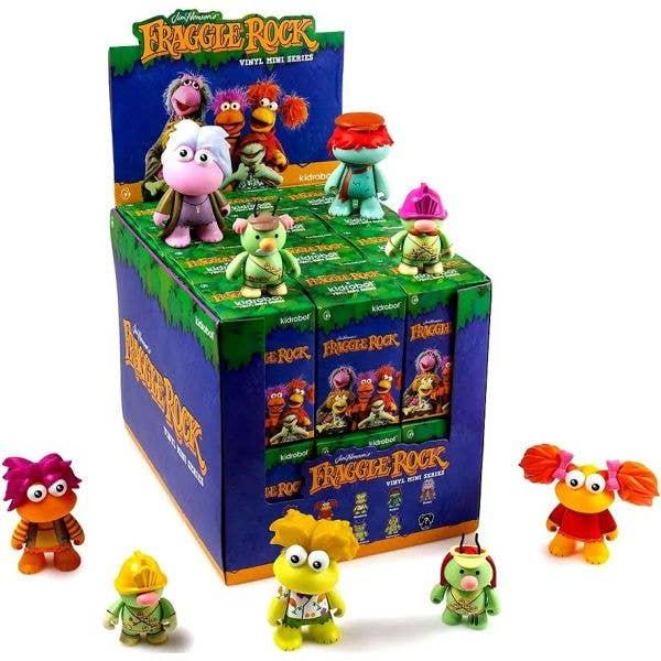 Fraggle Rock Mini Series