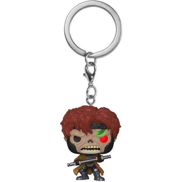 Funko POP! Marvel Zombies Keychain - Gambit