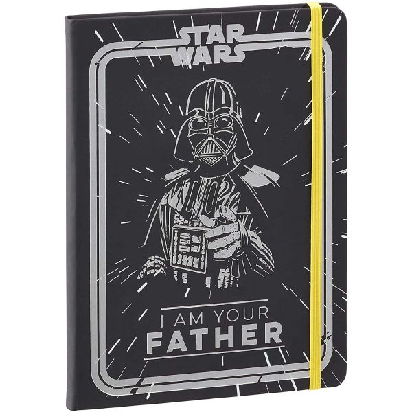Funko Star Wars Fathers Day Notebook - I Am Your Father