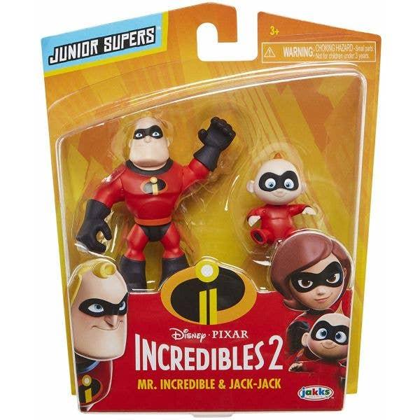 Incredibles 2 - Mr. Incredible & Jack-Jack