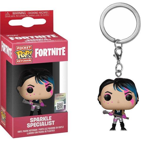 POP! Keychain - Fortnite S2 - Sparkle Specialist