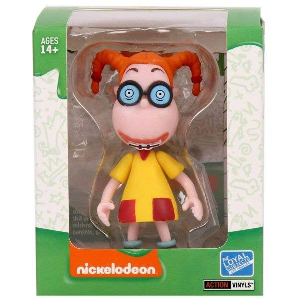 TLS: Nickelodeon Action Vinyls - Eliza