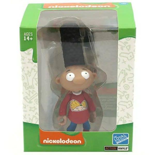 TLS: Nickelodeon Action Vinyls - Gerald (Arnold Shirt)