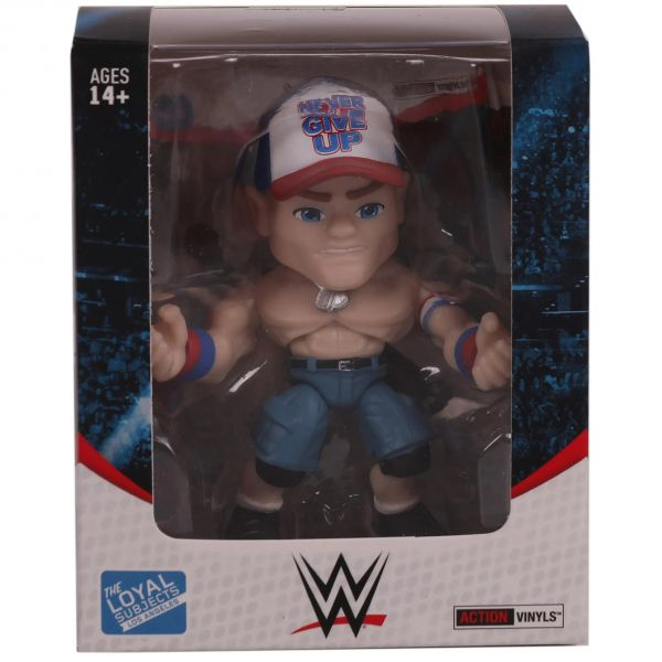 TLS: WWE Action Vinyls - J Cena