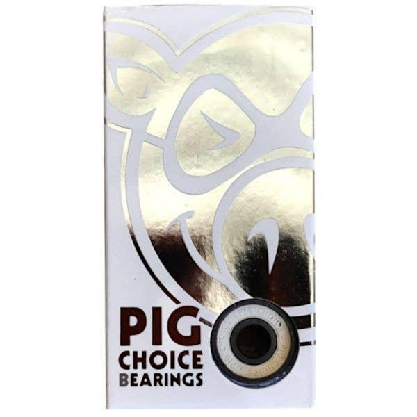 Pig Wheels Choice Skateboard Bearings