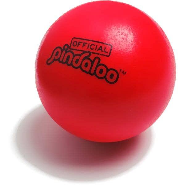 Pindaloo Ball - Neon Red
