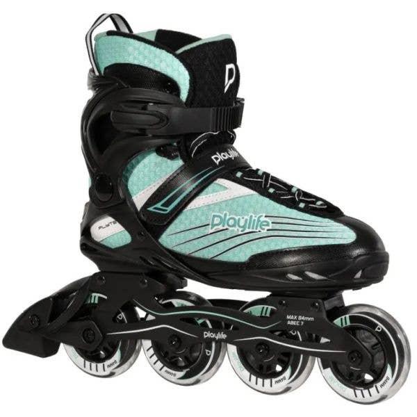 Playlife Flyte 84 Inline Skates - Teal