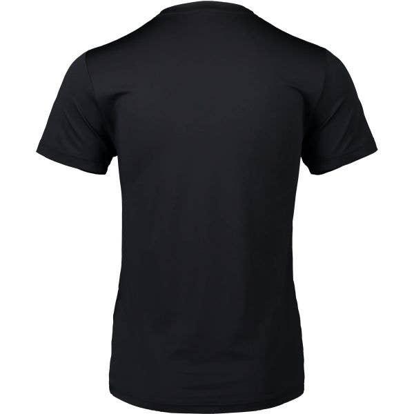 POC M's Reform Enduro Light T Shirt - Uranium Black