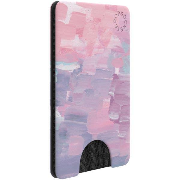 PopSockets PopWallets - Faded Pink