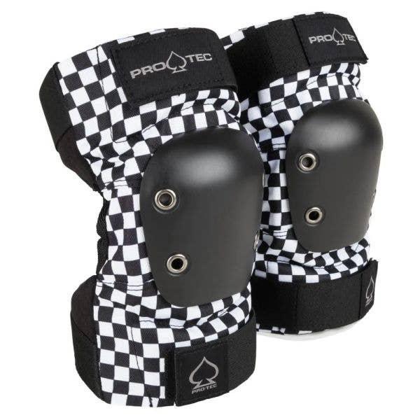 Pro-Tec Street Elbow Pads - Checker