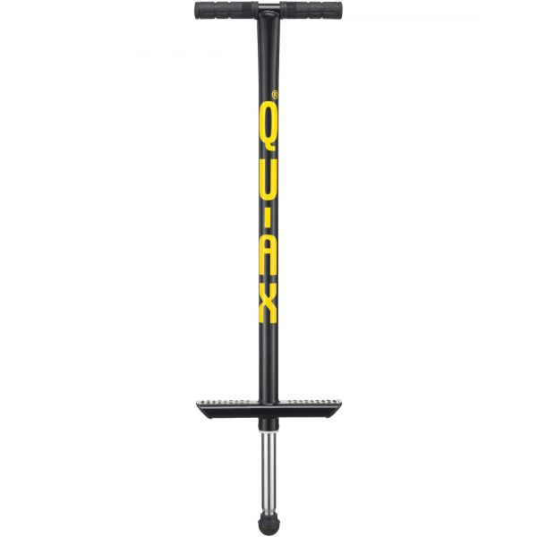 Qu-Ax V200 Pogo Stick - Black (<80kg)
