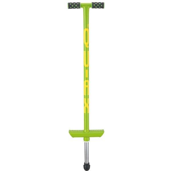 Qu-Ax V200 Pogo Stick - Green (<20kg)